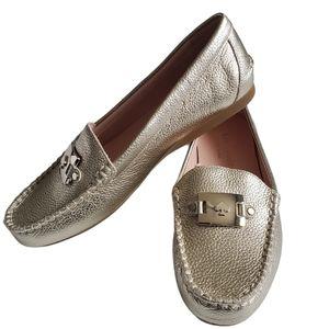 ♠️ kate spade Carmen Driving Loafers Moc Toe 6B